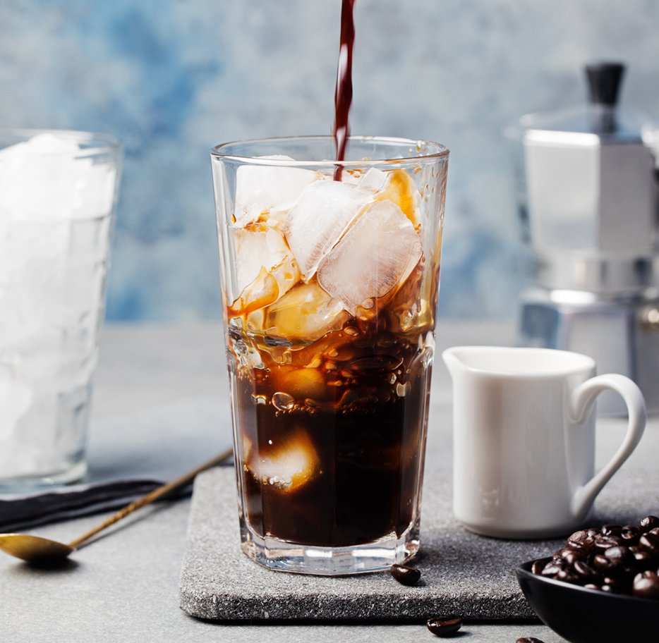 How to Make an Irrisistible Iced Coffee