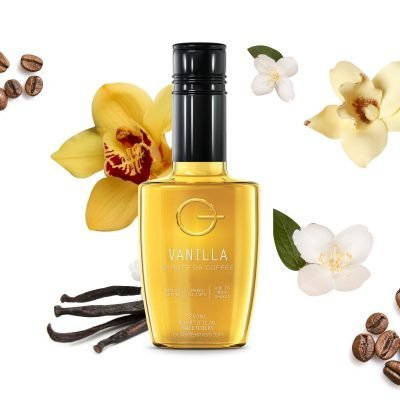 Q Vanilla Syrup for Coffee 250mL