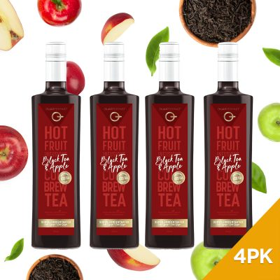 Q Black Tea & Apple Hot & Cold Infusion 500mL (Limited Release)