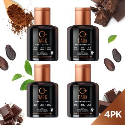 Q Dark Hot Chocolate 360mL