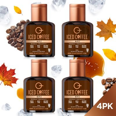 Q Maple Iced Coffee Concentrate 360mL