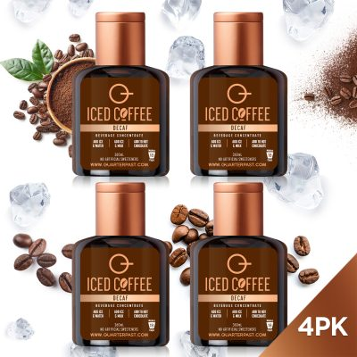 Q Decaf Iced Coffee Concentrate 360mL