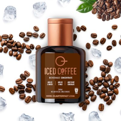 Q Iced Coffee Concentrate 360mL