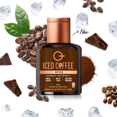 Q Mocha Iced Coffee Concentrate 360mL